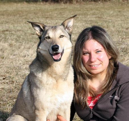 Hanna, Tierflüsterin und Tiercoach