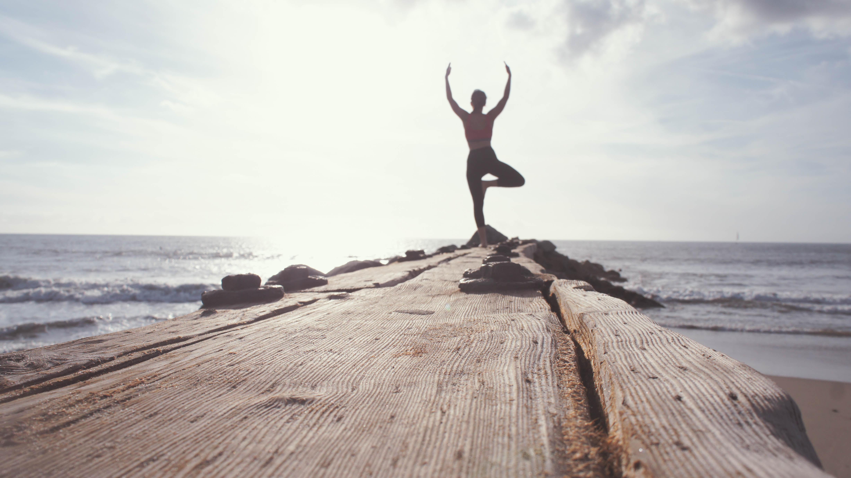 Wie komme ich in Balance?
